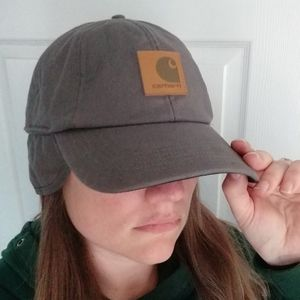 Carhartt Insulated Baseball Hat with Earflap L/XL